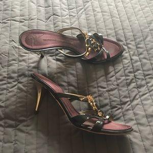 Giuseppe Zanotti heels shoes size 40